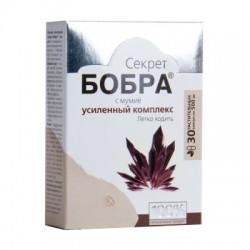 Капсулы с мумие Секрет бобра 15 гр