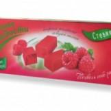 Конфеты желейные со вкусом малины Умные сладости 90 гр
