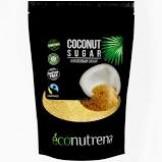 Сахар кокосовый органика Шри-Ланка 250 гр