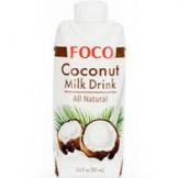 Напиток кокосовый молочный FOCO 330 мл