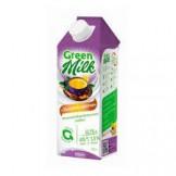 Напиток безалкогольный соевый Золотой латте Green Milk 750 мл