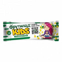 Батончик фруктовый грушевый для детского питания Фрутилад KIDS Фруктовая энергия 25 гр