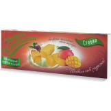 Конфеты желейные со вкусом манго-маракуйя Умные сладости 90 гр