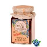 Варенье Томленая голубика без сахара Столбушинский продукт 230 мл