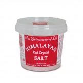 Соль Гималайская Красная 284 гр (Мелкий  помол 0,7-1 мм)