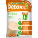 Кисель detox bio ACTIVE облепиховая косточка Компас Здоровья (кратно 10) 25 гр