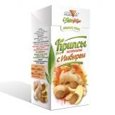 Крипсы яблочные с имбирем TEAVIT 30 гр